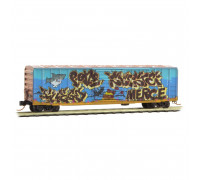 micro-trains 02544146 hartford & slocumb wthrd box