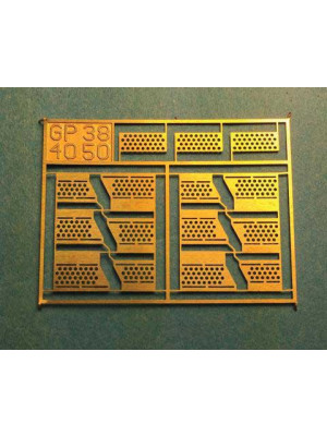 a-line 29237 brass steps for gp 60, 50, 40 &38
