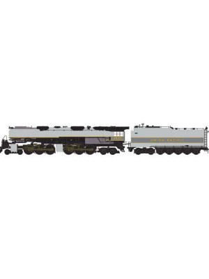 athearn 22928 up 4-6-6-4 dcc/sound/oil #3984