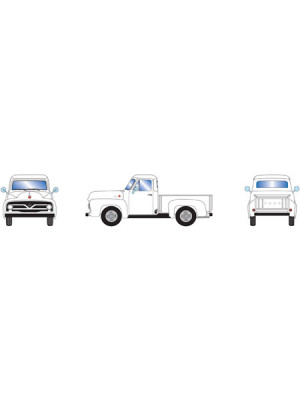 athearn 26441 ford f-100 pickup white