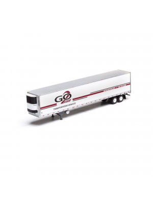 athearn 29859 go logistics 53' rfr trailer