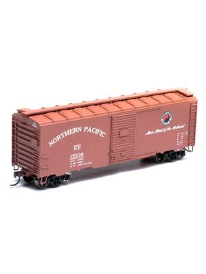 athearn 73524 northern pacific 40' boxcar