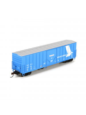 athearn 88168 brown company 50' box car