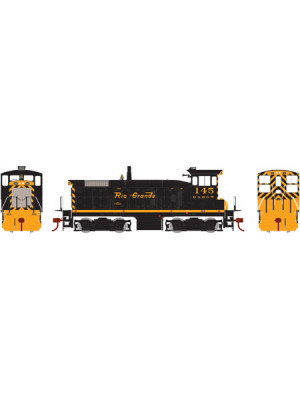 athearn 98124 d&rgw sw1500