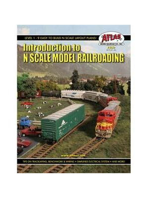 atlas 6 introduction to n scale railroading