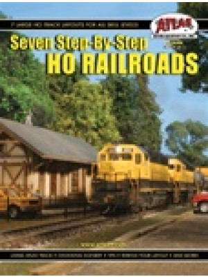 atlas 13 seven ho railroads