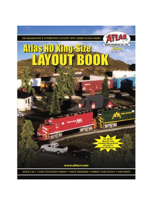 atlas 14 ho king size layout book