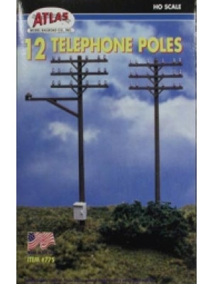 ATLAS-H TELEPHONE POLES(