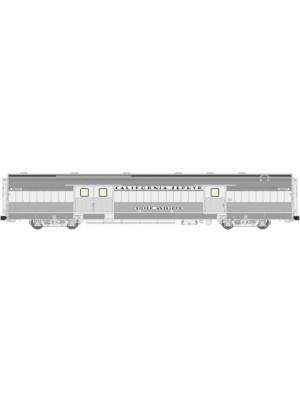 atlas 3007001-1 cb&q baggage car