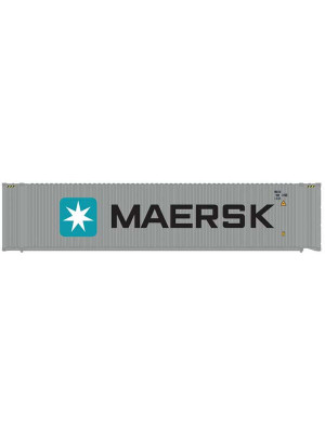 atlas 50003834 45' containers maersk 3/pk