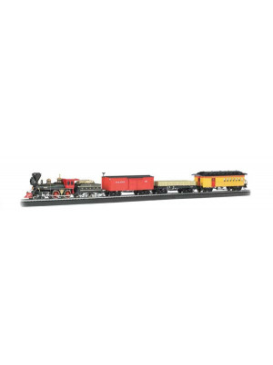 bachmann 736 the general freight set