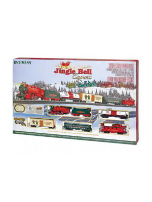 bachmann 724 jingle bell express