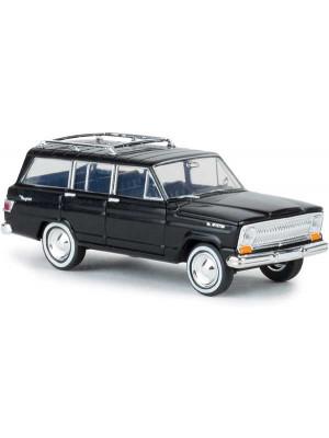 brekina 19862 jeep wagonner black