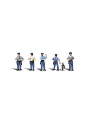 woodland scenics 1822 policemen
