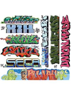 blair line 1260 graffiti deacals #11