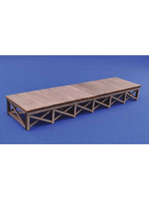 blair line 172 wood loading dock kit