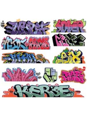 blair line 1257 graffiti decals #8