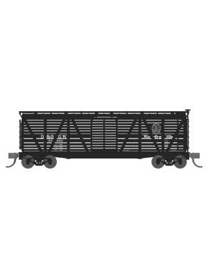 broadway ltd 3568 drgw stock car w/chicken snds