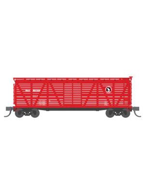broadway ltd 3569 gn stock car w/chicken snds