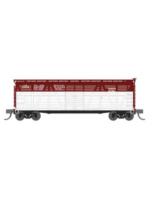 broadway ltd 3573 cn stock car w/sheep sounds
