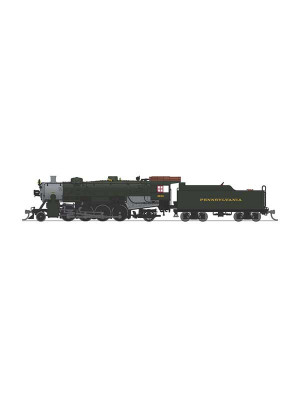 broadway ltd 5727 prr light mikado #9630 dcc/snd