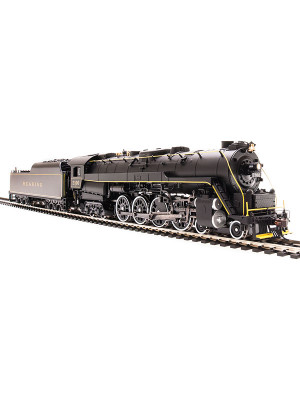 broadway ltd 5773 reading T1 4-8-4 dcc/snd #2124