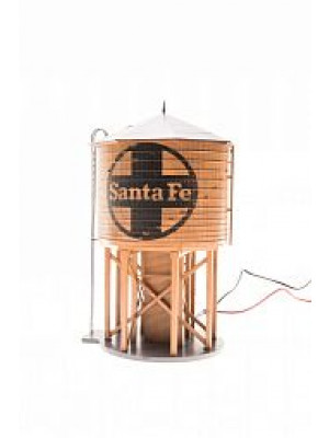 broadway limited 6132 sf oper water tower w/snd