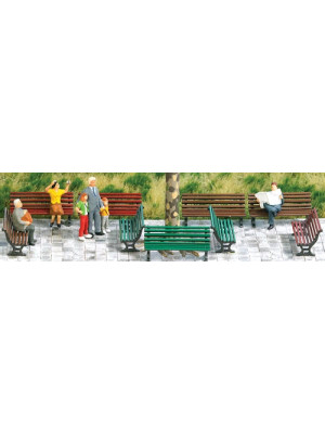 busch 1149 park benches