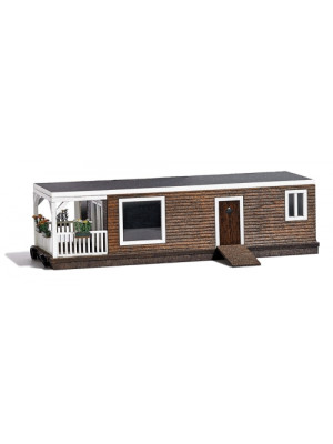busch 1440 houseboat brown