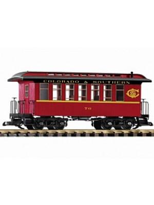 piko 38644 c&s wood coach