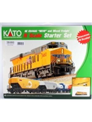 kato 1060024 bnsf es44ac starter set
