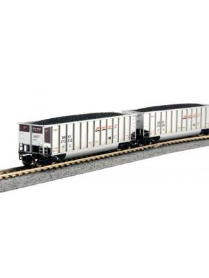 kato 1064625 coal porter 8 car set bnsf