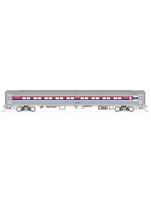 kato 1068012 amtrak amfleet coach set a 2pk