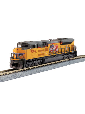 kato 1768521 emd sd70ace up #9066