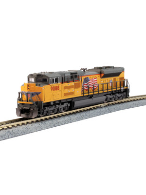 kato 1768522 emd up sd70ace #9088