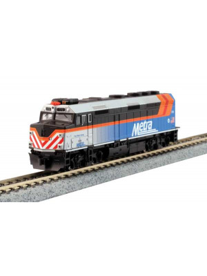 kato 1769105 metra f40ph #174 new paint