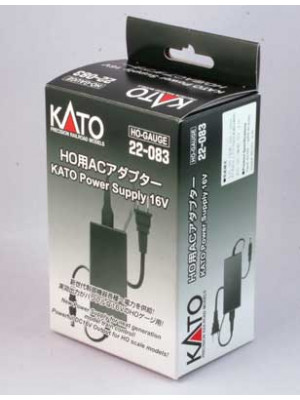 kato 22083 16v power supply ho