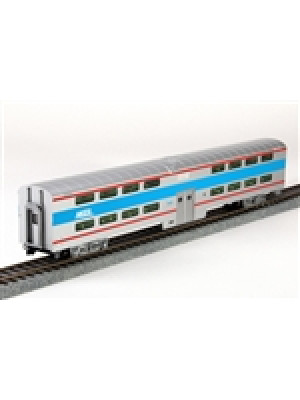 kato 356036 chicago metra passenger car #7836