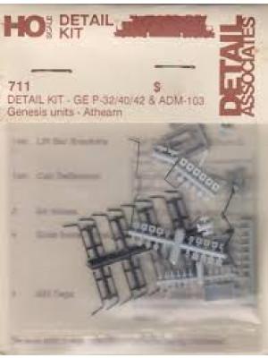 detail associates 711 diesel motor parts