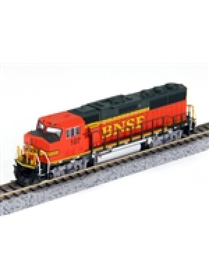 fox valley 70505 bnsf gp60m #107