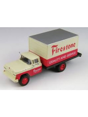 classic metal works 30454 firestone f-500 truck