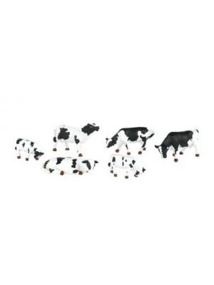 bachmann 33153 cows,  black & white