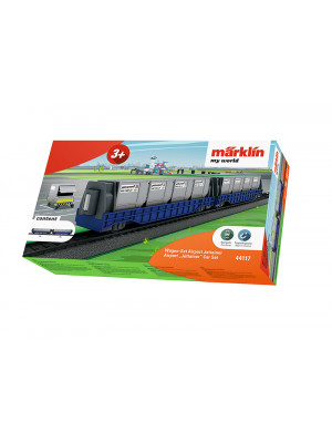marklin 44117 my world airport car set