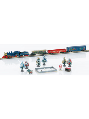 marklin 81846  christmas starter set z scale