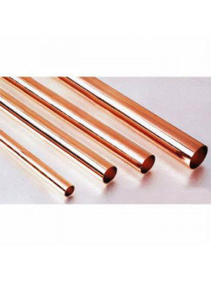 "k & s 8118 round copper tube 3/32x.014 x 12"" 3pk"
