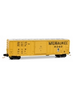 micro trains 02500780 milwaukee road box car