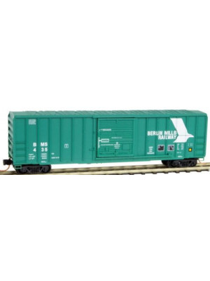 micro trains 02500930 berlin mills box car