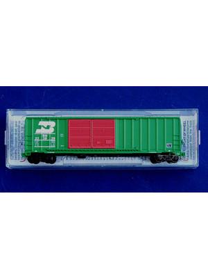 micro trains 03000200 bn 50' ft boxcar