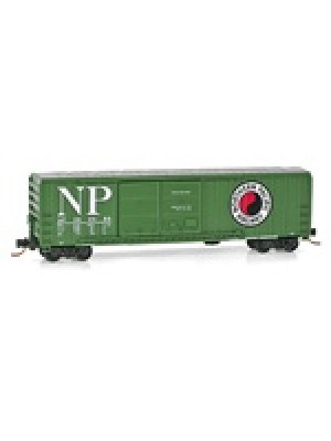 micro trains 03000210 np 50' ft boxcar