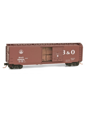 micro trains 03100390 b&o boxcar